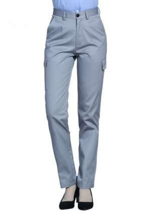 知性优雅职场必备的女士西裤如何搭配